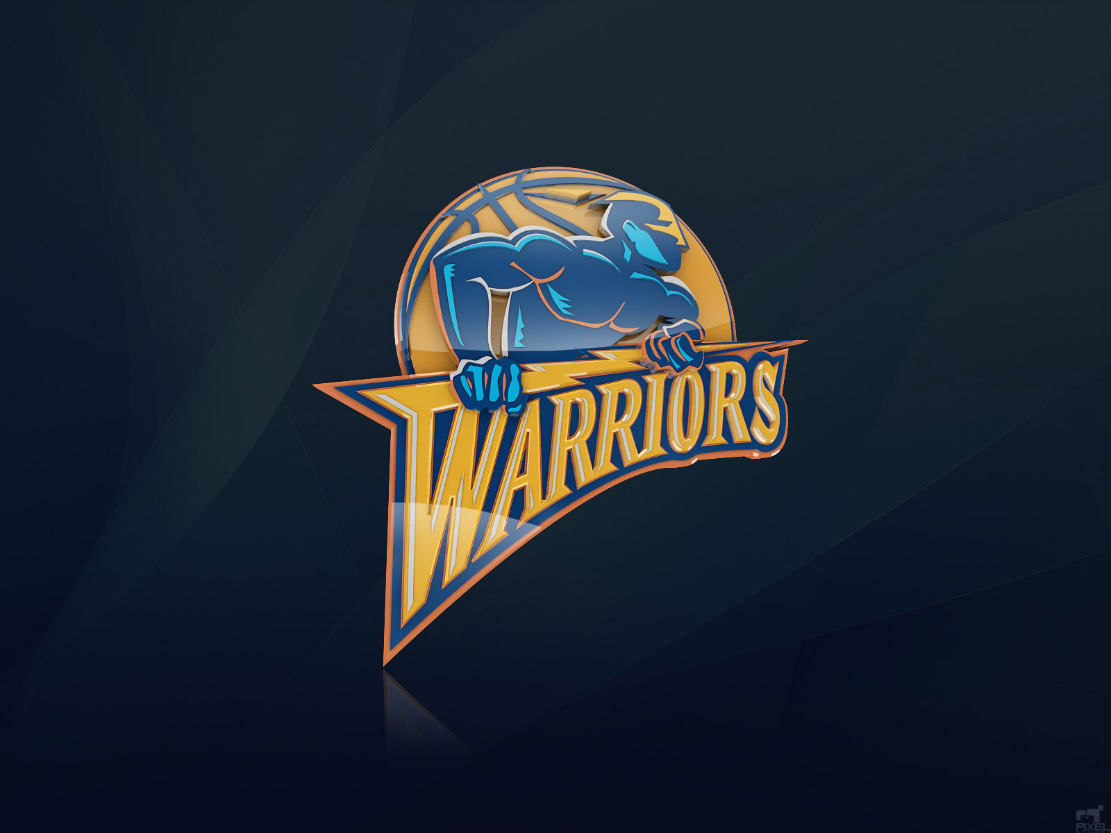 GOLDEN STATE WARRIORS - Basketball Wallpapers