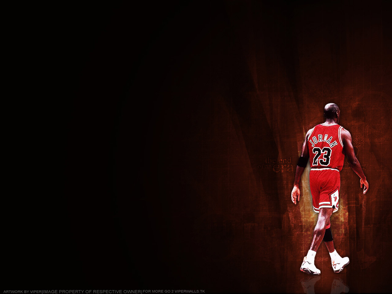 MICHAEL JORDAN - Basketball Wallpapers