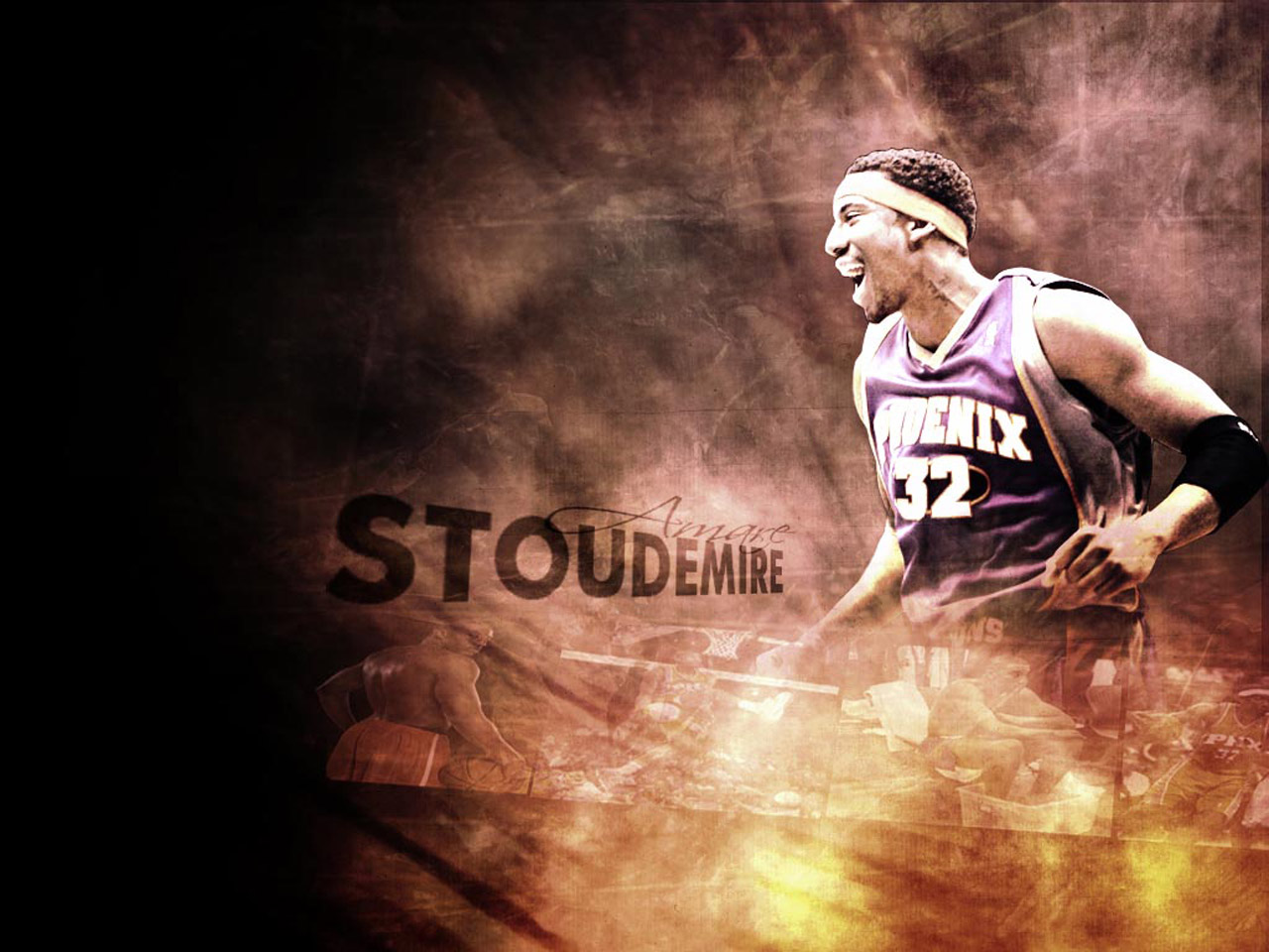 Amare Stoudemire - Basketball Wallpapers