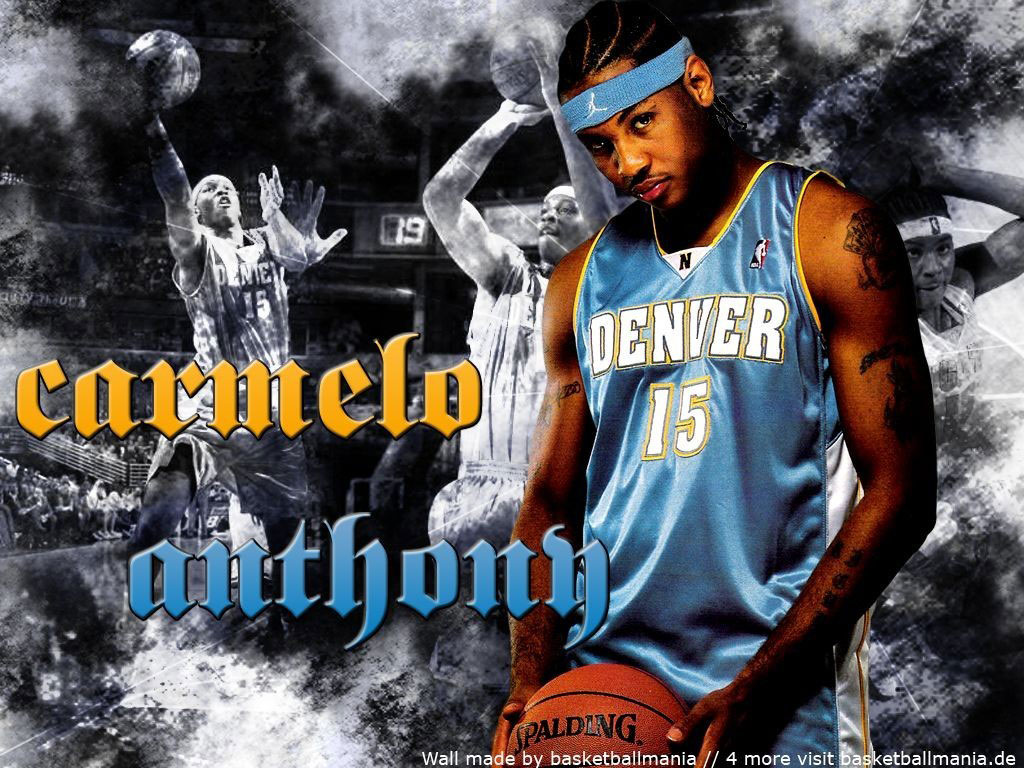 CARMELO ANTHONY - Basketball Wallpapers