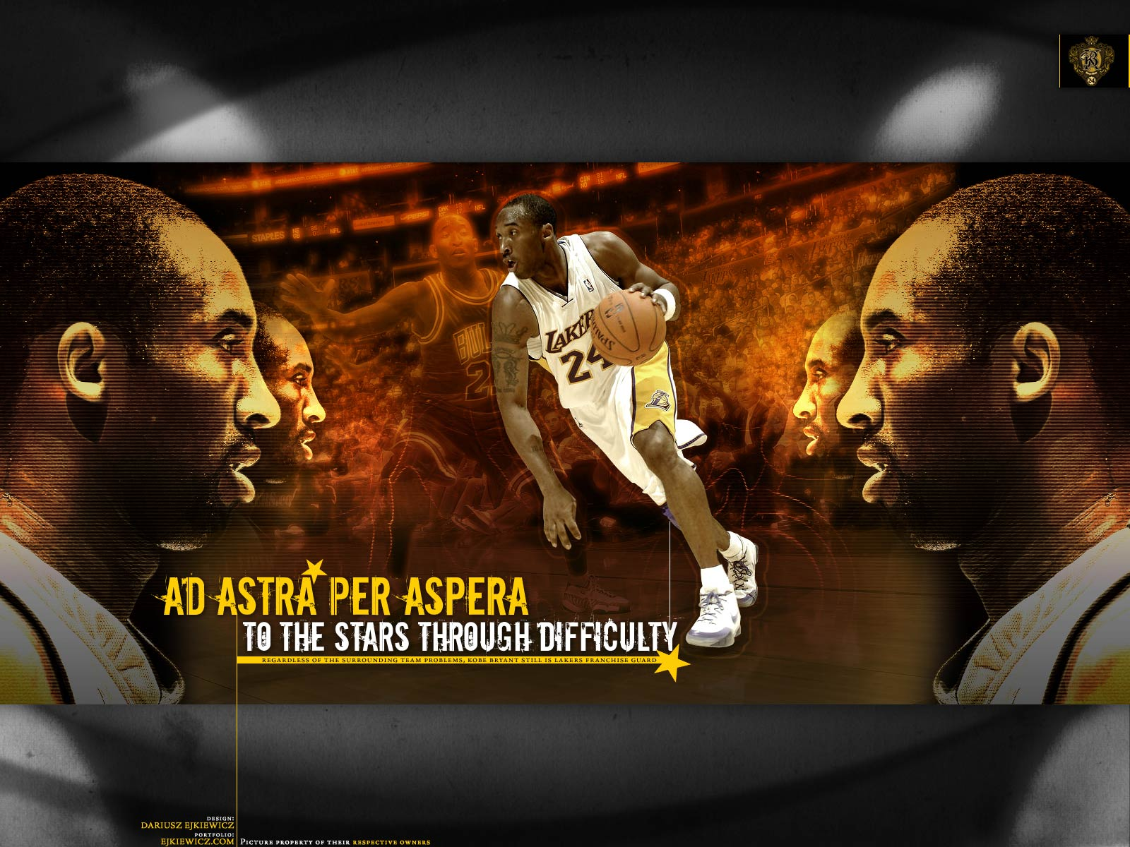 New Kobe Bryant Wallpapers