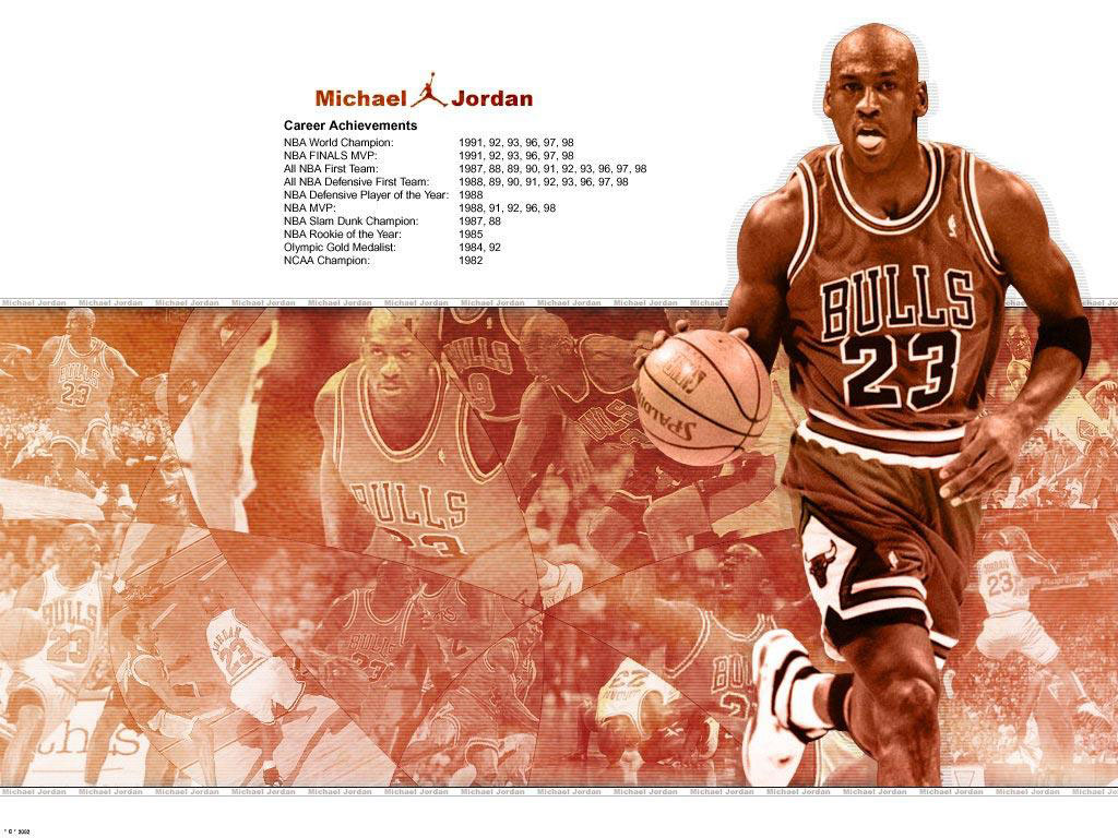 michael jordan legendary