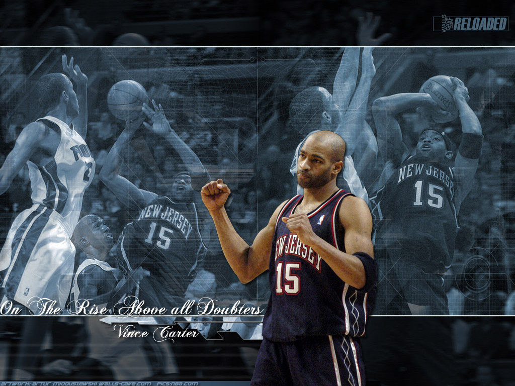 ... VINCE CARTER made by walls-cave.com (site is dead for some time now
