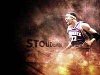 Amare Stoudemire Suns Wallpaper