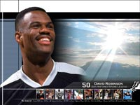 David Robinson Wallpaper