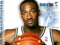 Gilbert Arenas Wallpaper