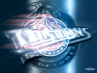 Pistons Logo Wallpaper