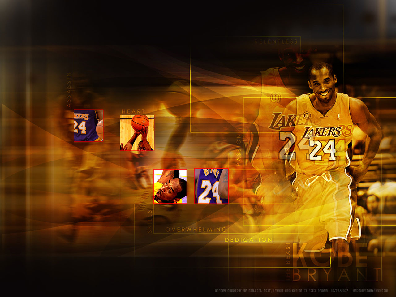 Nba Kobe Bryant Wallpaper