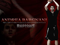 Andrea Bargnani Shooting Wallpaper