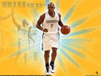 Chauncey Billups Nuggets Wallpaper