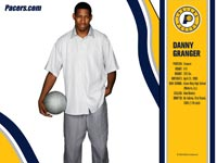 Danny Granger Draft Wallpaper