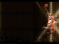 Emeka Okafor Dunk Wallpaper