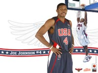 Joe Johnson Dream Team Wallpaper