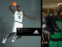 Kevin Garnett Adidas Dunk Wallpaper