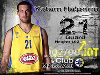 Yotam Halperin Wallpaper