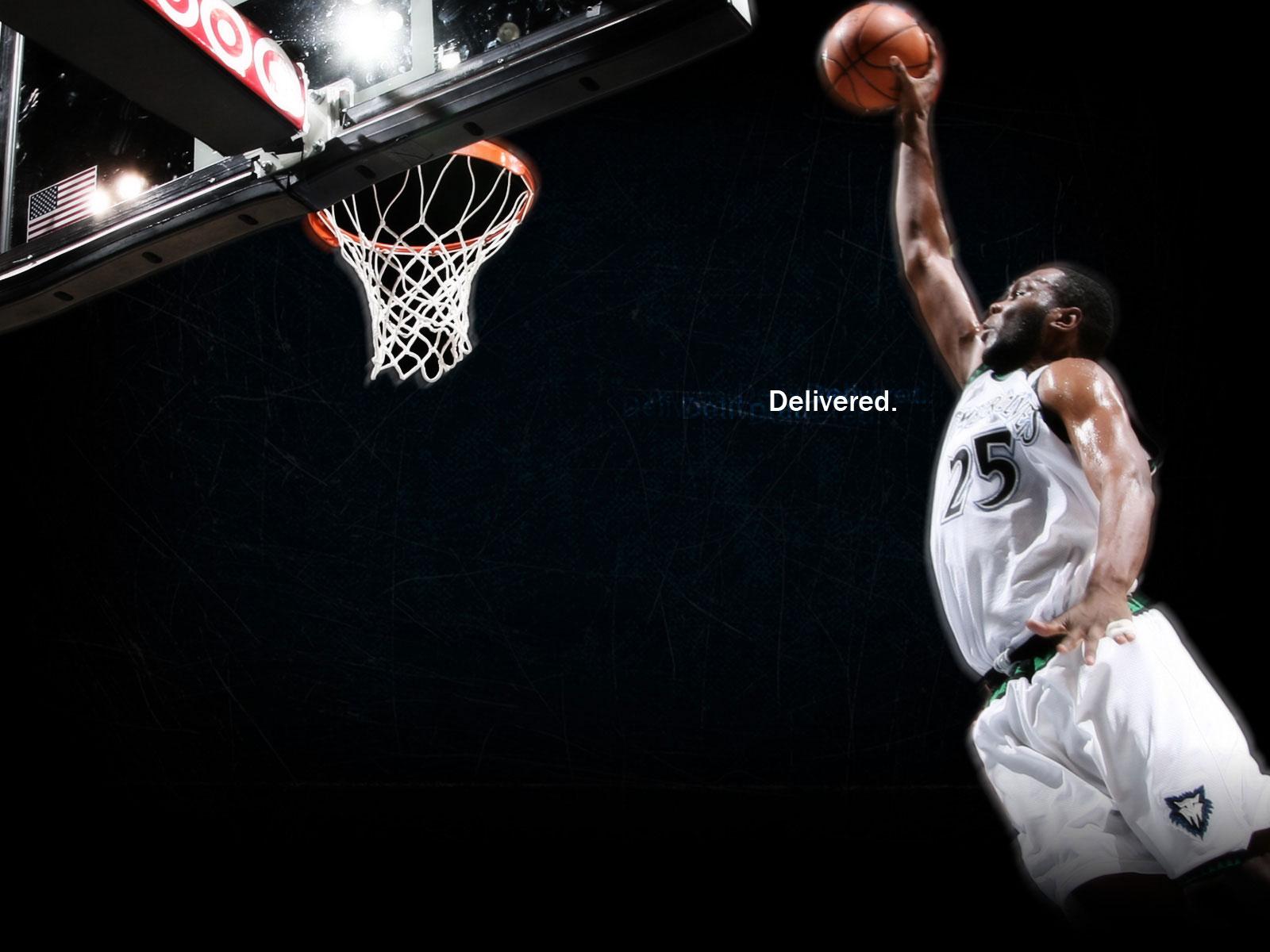 Al Jefferson Dunk Wallpaper Basketball Wallpapers At