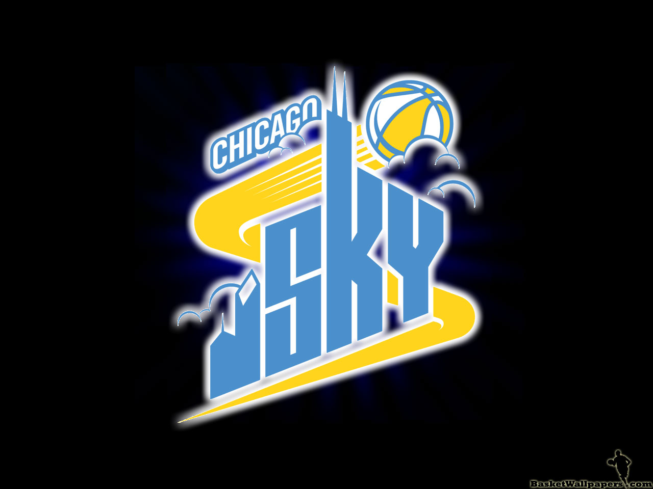 Chicago Sky Wallpaper Basketball Wallpapers At Basketwallpapers Com