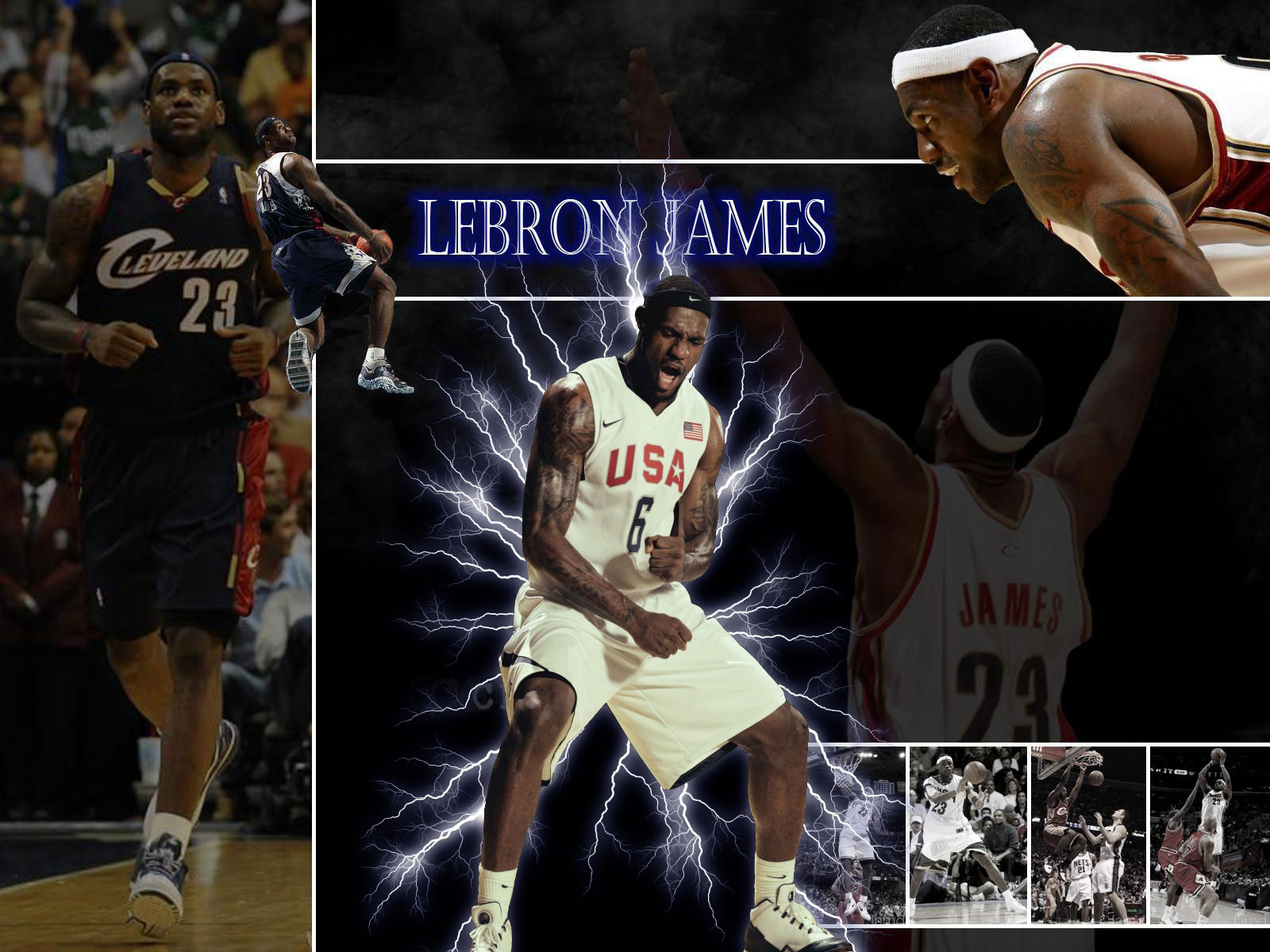 lebron james usa wallpapers