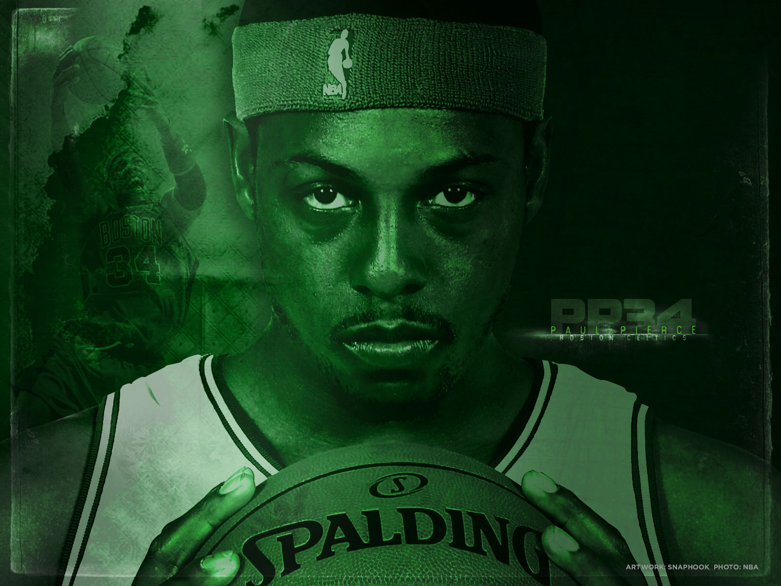 PAUL PIERCE - Basketball Wallpapers