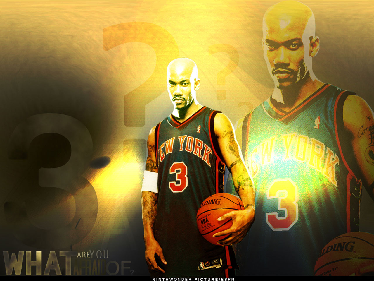 Stephon Marbury Knicks Wallpaper