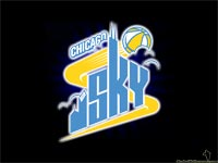 Chicago Sky Wallpaper