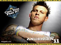 Chris Andersen Nuggets Wallpaper