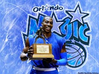 Dwight Howard 2009 Defensive Player Wallpaper