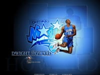 Dwight Howard Orlando Magic Wallpaper