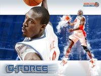Gerald Wallace Bobcats Wallpaper