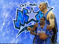 Howard Gortat Orlando Magic Wallpaper