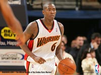 Jamal Crawford Warriors Wallpaper