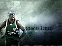 Jason Terry Mavs Wallpaper