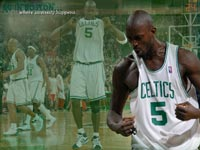 Kevin Garnett Wallpaper