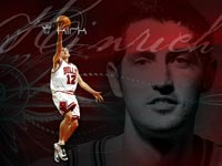 Kirk Hinrich Chicago Bulls Wallpaper