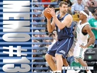 Mehmet Okur Jazz Wallpaper