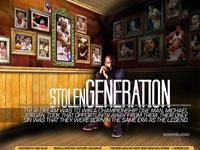 Michael Jordan Stolen Generation Wallpaper