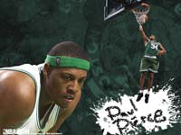Paul Pierce Boston Celtics Wallpaper
