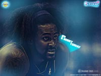 Ronny Turiaf LA Lakers Wallpaper