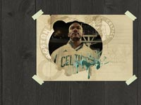Stephon Marbury Celtics Wallpaper