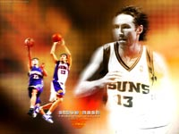 Steve Nash Suns Wallpaper