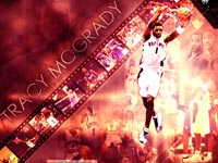 T-Mac Raptors Flashback Wallpaper