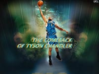 Tyson Chandler Hornets Wallpaper