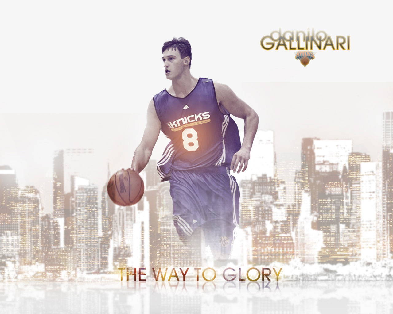 Danilo Gallinari New York Knicks Wallpaper