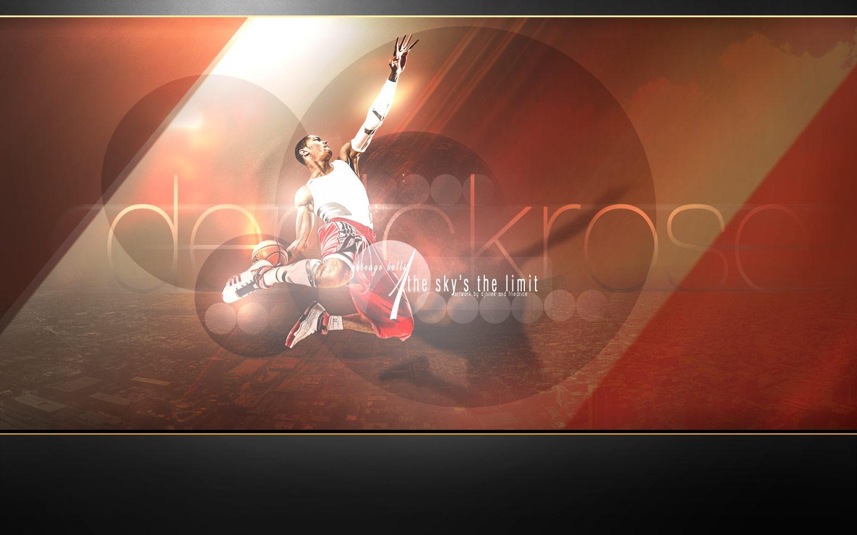 derrick rose 1440x900