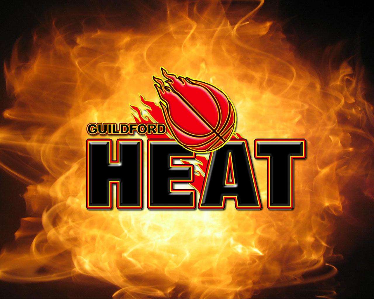 Guildford Heat Wallpap...