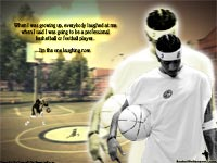 Allen Iverson Streetball Wallpaper