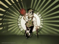 Boston Celtics Logo Wallpaper