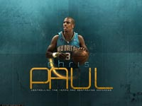 CP3 Hornets Widescreen Wallpaper