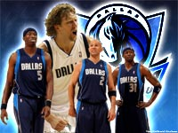 Dallas Mavericks Big 4 Wallpaper