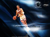 Drazen Petrovic Widescreen Wallpaper